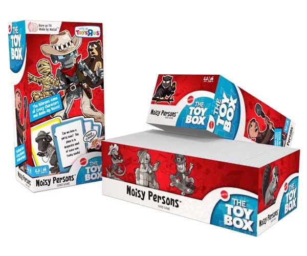 custom printed game boxes