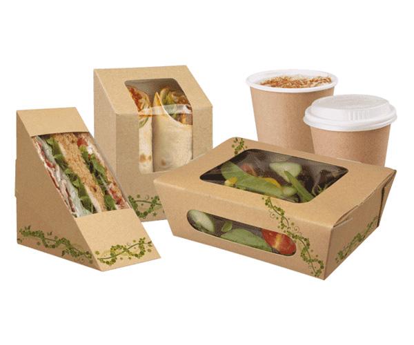 Custom Printed Takeaway Boxes   Wholesale Takeaway Packaging