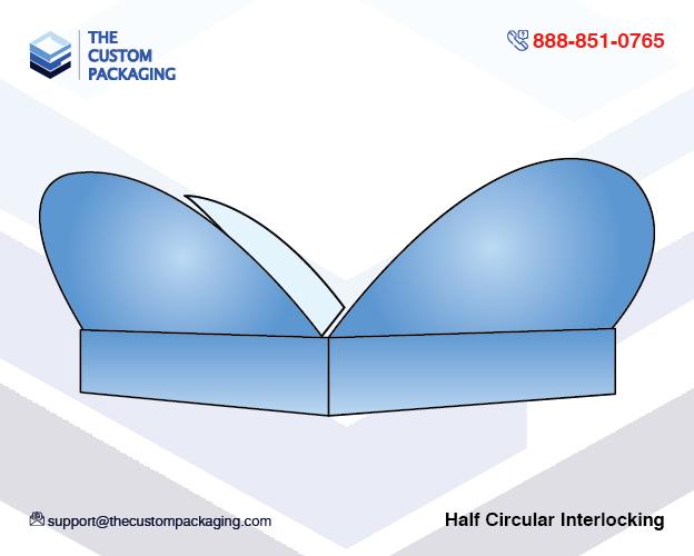 a3181ae14163 Half Circular Interlocking | Wholesale Printed Boxes | The Custom ...